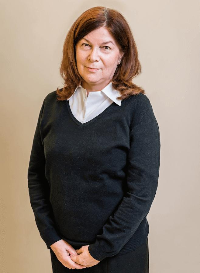 Halina Jaskot